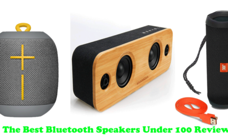 The Best Bluetooth Speakers Under 100 Reviews