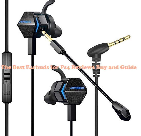 🥇[Top 10] Best Earbuds for Ps4 Reviews in 2021