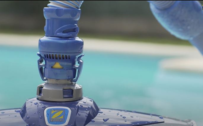 Zodiac MX8 Test and opinion on this swimming pool robot