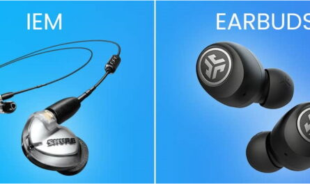IEM Vs Earbuds – What Is The Difference? How to Choose?